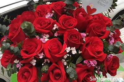 母亲节的玫瑰花束有哪些?
