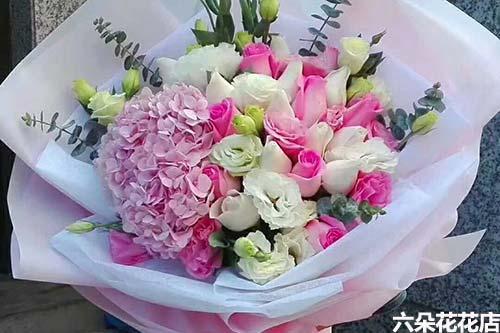 妻子生日送什么花好?不同年龄所送的花不同!