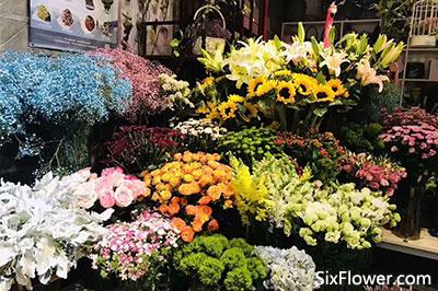 大连网上订花送花