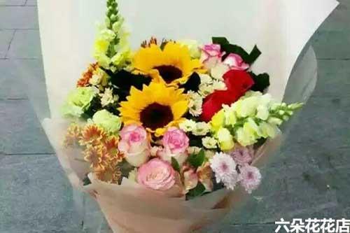 父亲节可以给父亲送玫瑰花吗?