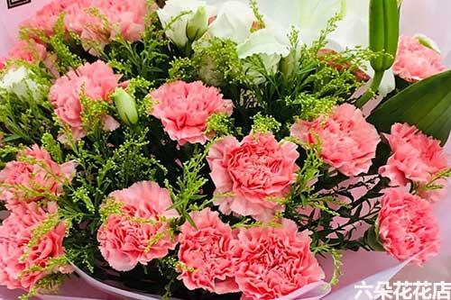 父亲节能送康乃馨鲜花吗?