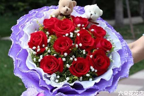 11朵红玫瑰多少钱