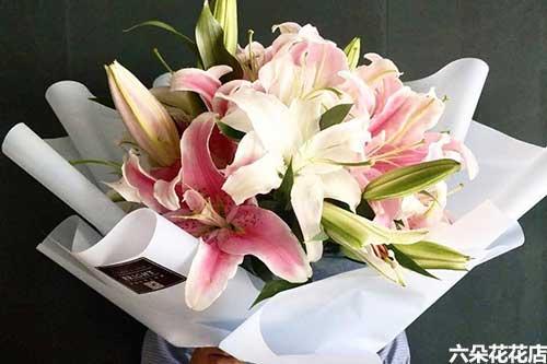 领导生日送花