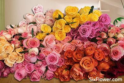 邛崃同城送花