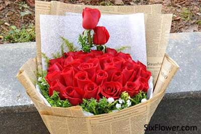 33朵玫瑰花推荐!