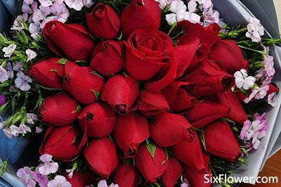 向喜欢的人表白送几朵玫瑰花好?