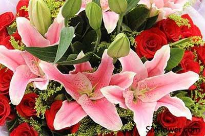 天津塘沽区花店地址,六朵花塘沽区鲜花快送送达!