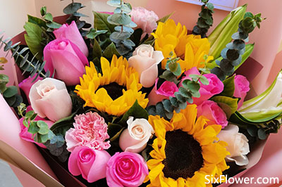 六一儿童节给女朋友送什么花?