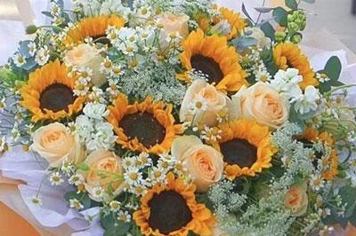 向喜欢的男孩送什么花?可以给男孩送花吗?