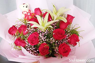 结婚纪念日送11朵玫瑰花代表什么意思?结婚纪念日的11朵玫瑰花有哪些款式?