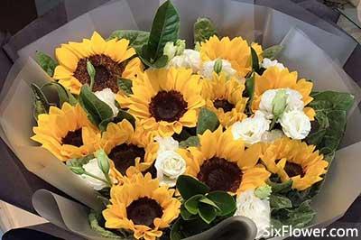 父亲50岁送花
