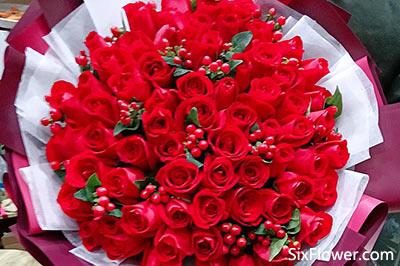 收到73朵玫瑰花是什么意思?收到73朵玫瑰花代表什么含义?