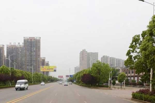 武汉黄陂区盘龙城经济开发区下集送花