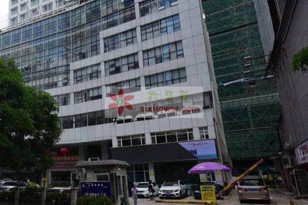 深圳远东妇产医院花店