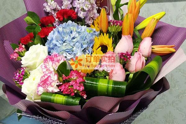 武汉洪山广场花店
