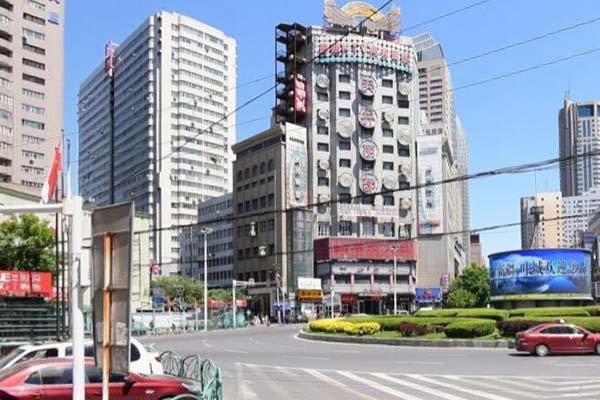 乌鲁木齐碱泉街花店