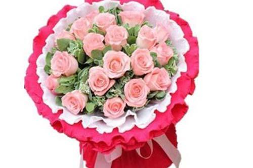 七夕节送粉玫瑰代表什么意思