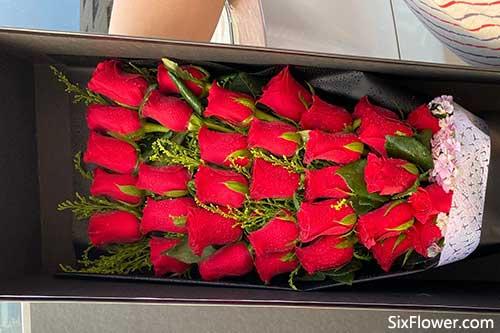 双11老婆送花