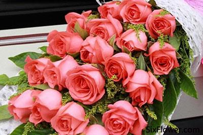 白色情人节送几朵花好?
