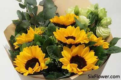 女儿毕业送什么花表达祝贺好?