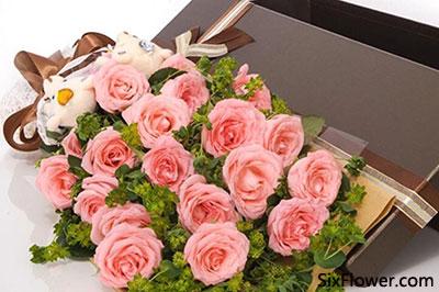 七夕节有哪些适合的礼盒鲜花推荐