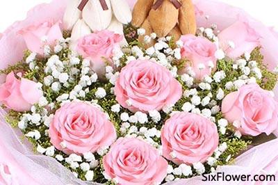 刚认识的女孩可以送花吗?刚认识的女孩送什么花好呢?