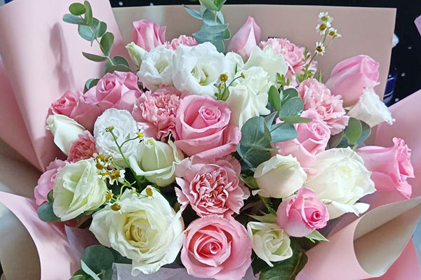 七夕节送花不怕你送,就怕你不用心送花!
