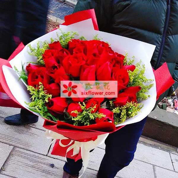 武汉市武昌区民主路482号财苑大酒店送花