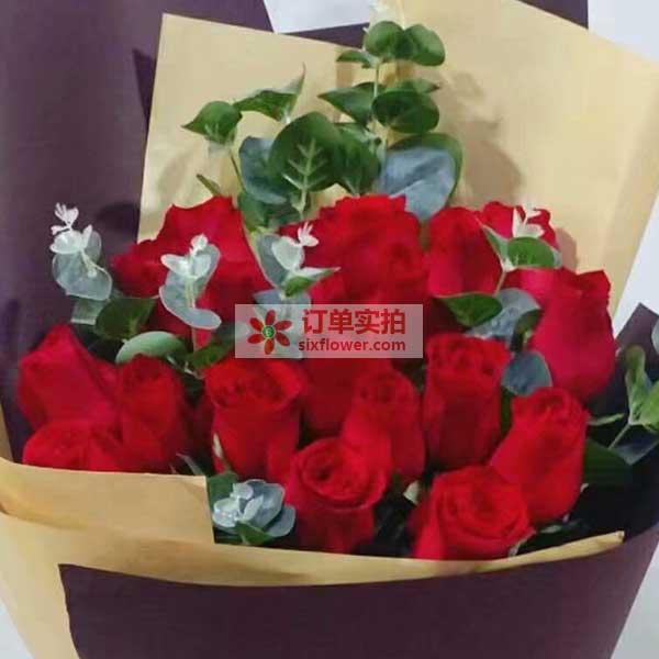 北京市密云区滨河路华润万象汇送花