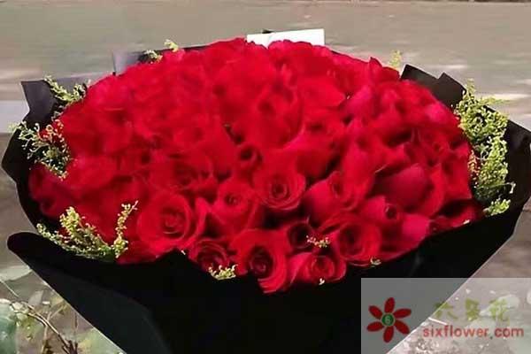 情人节送得最多的花是哪一种?