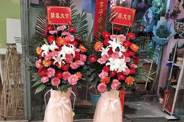 郑州经七路花店