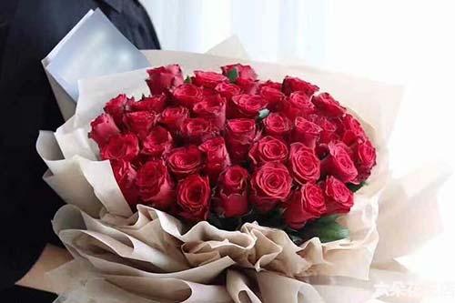 女朋友生日送什么花呢