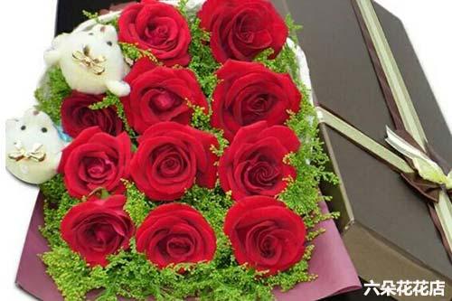 七夕节送红玫瑰代表什么意思