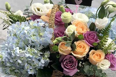 姐姐生日送花