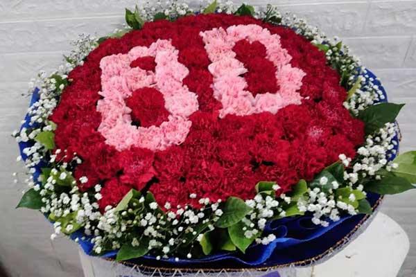 北京海淀柳林馆南里花店