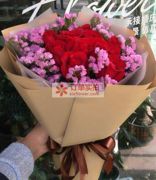 宁波江北范江岸路花店