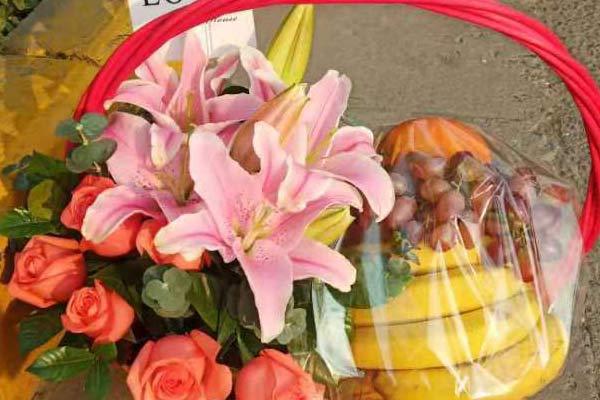 西安未央大学园区花店