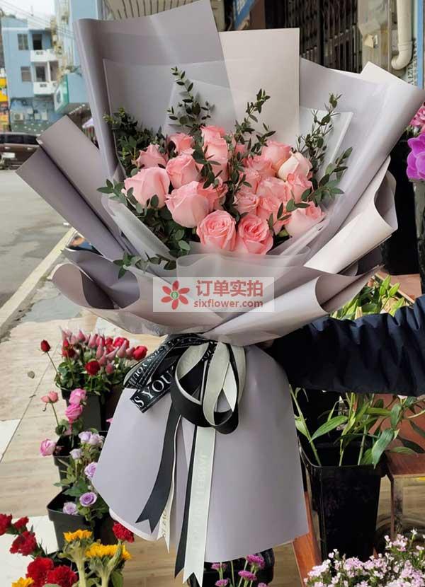 灵山县檀圩镇花店