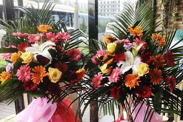 西安沣惠南路花店