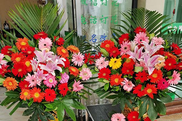重庆合川区南津街花店