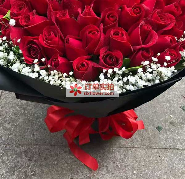 都匀市小七孔路汇悦湾营销中心送花