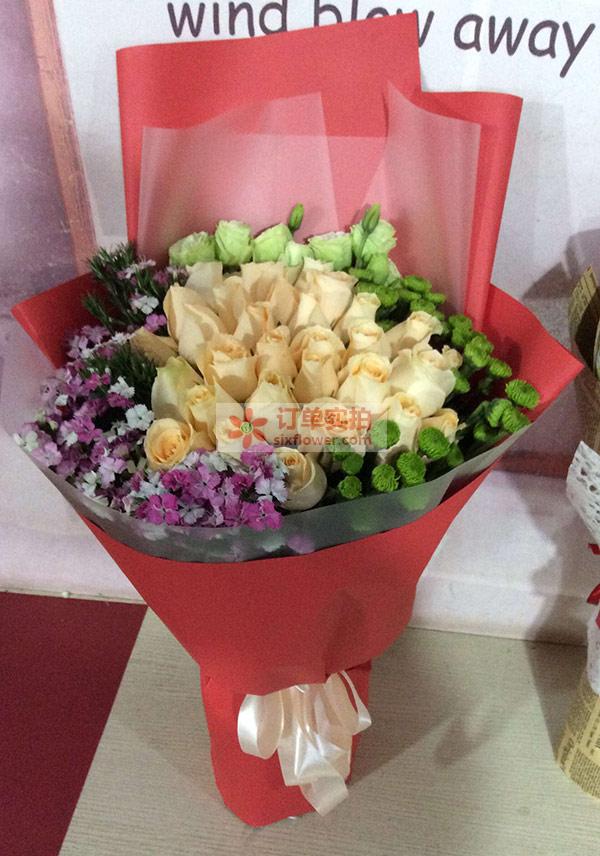 杭州下城区长城街花店