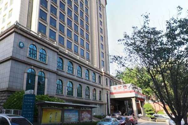 济南中心医院花店