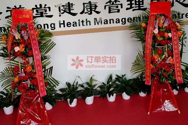 深圳西乡墩发工业园花店