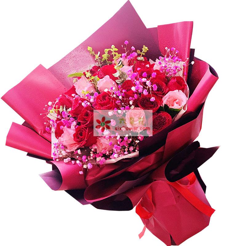 29朵玫瑰,你是我这辈子唯一爱的人