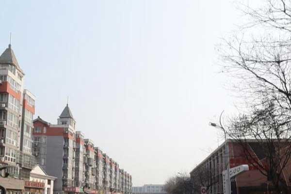 天津意库创意产业园附近