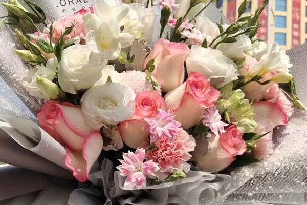 母亲节送多少朵康乃馨?