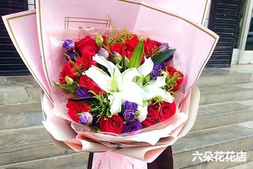 石柱县生日鲜花