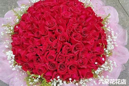 西安生日鲜花,2小时快速送花上门