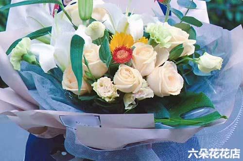 520送花